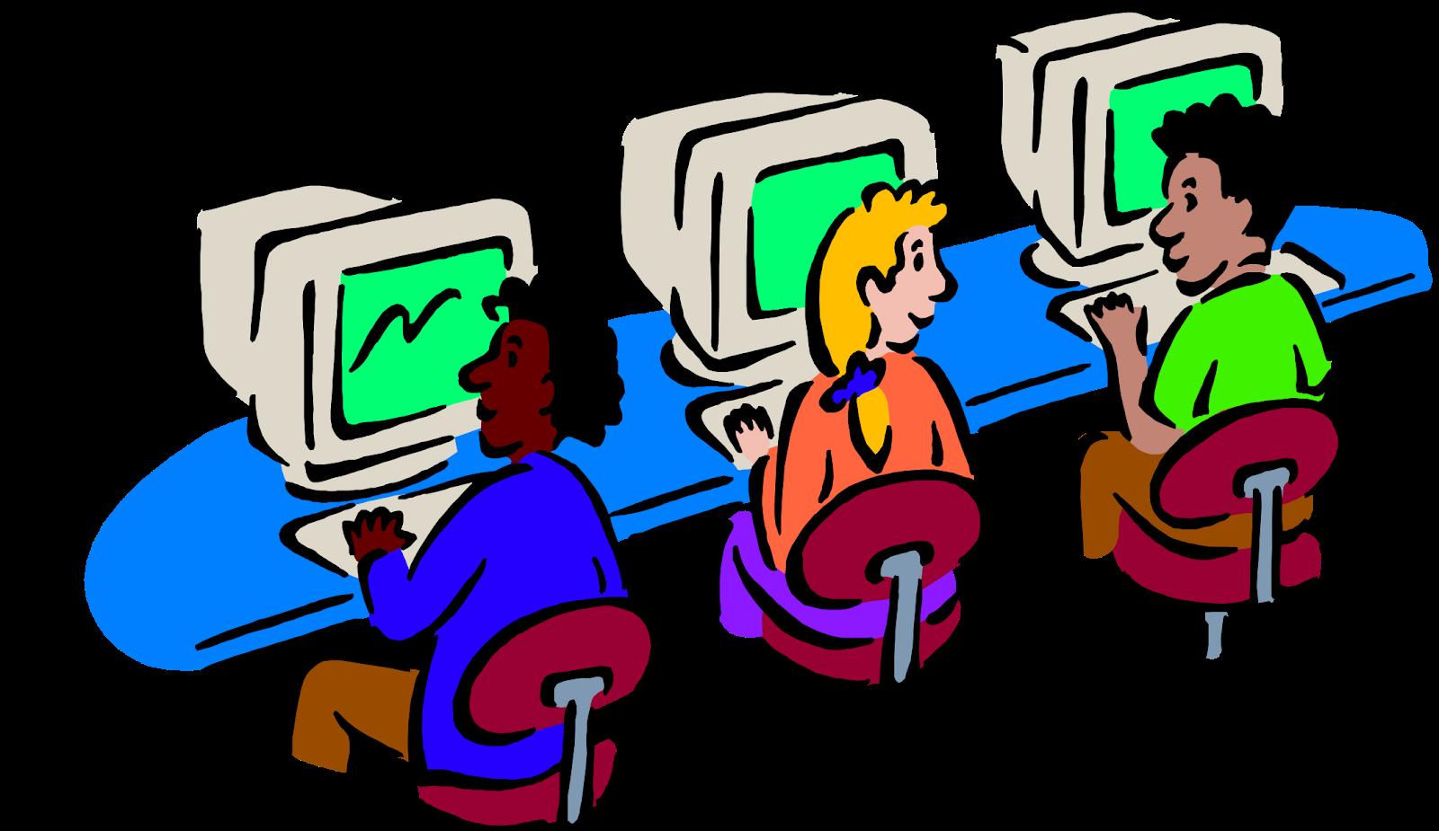Btrgrad kidscomputerspng space. Working clipart independent work