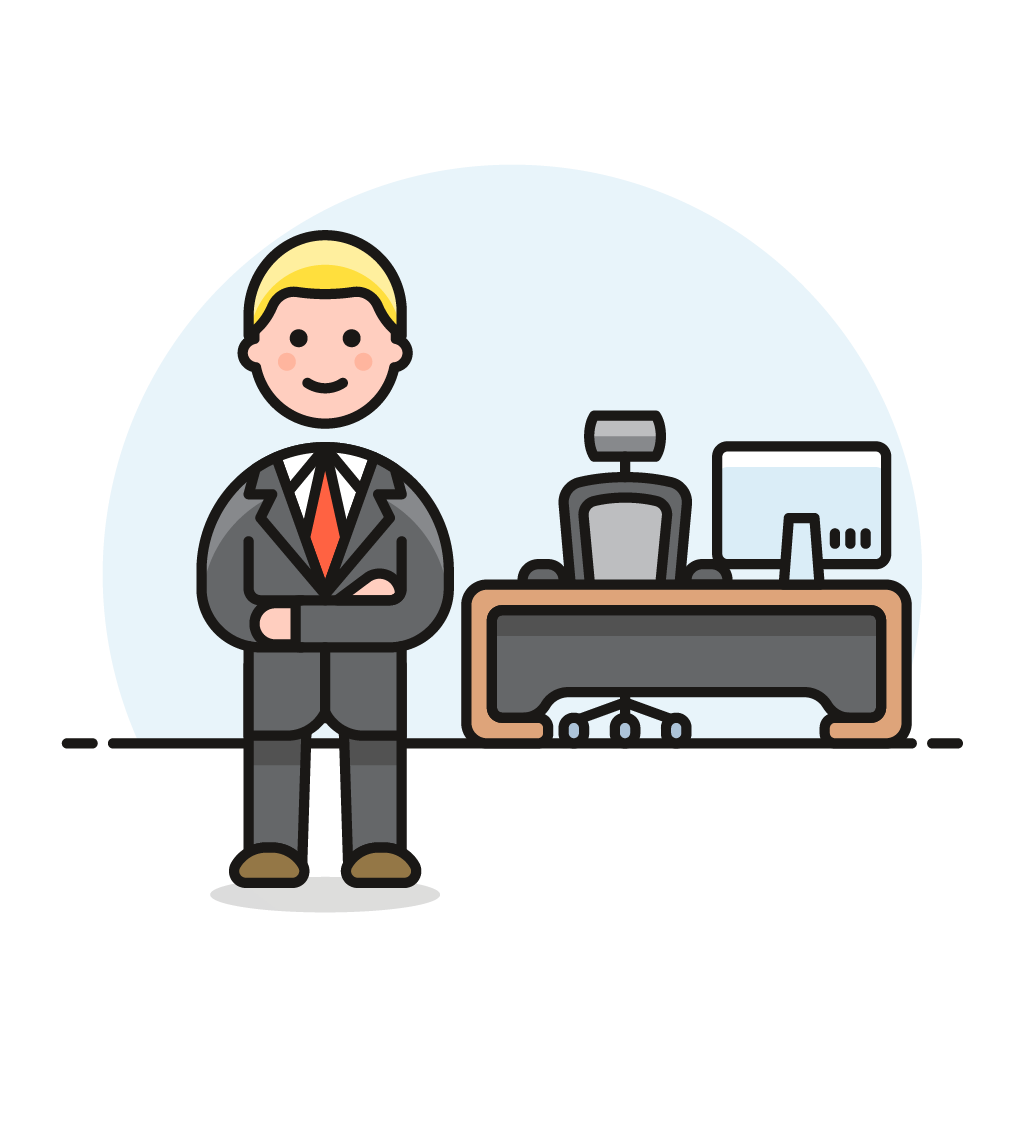 Icon image creator pushsafer. Working clipart office work