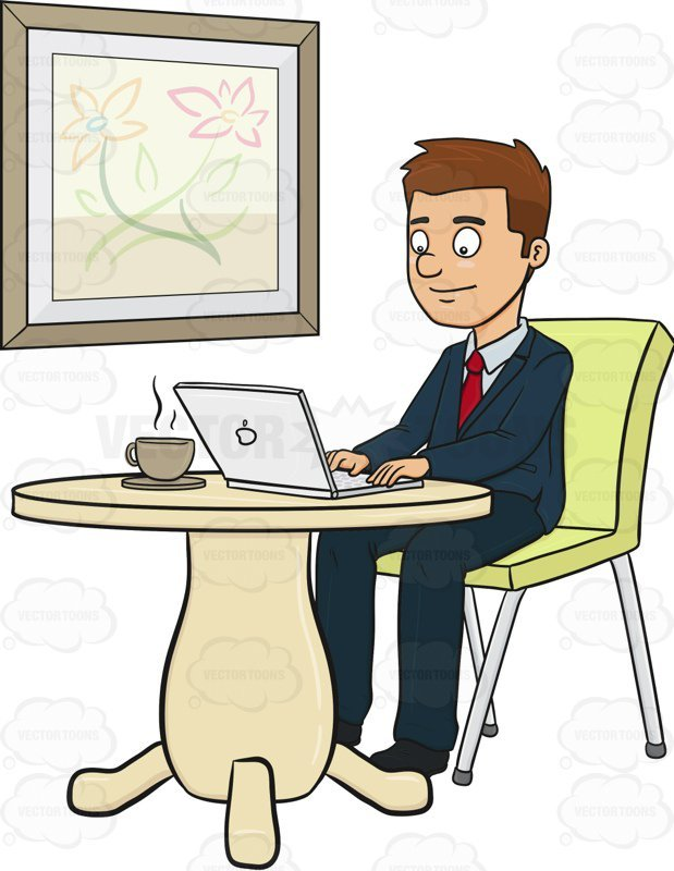 Working clipart person. Portal