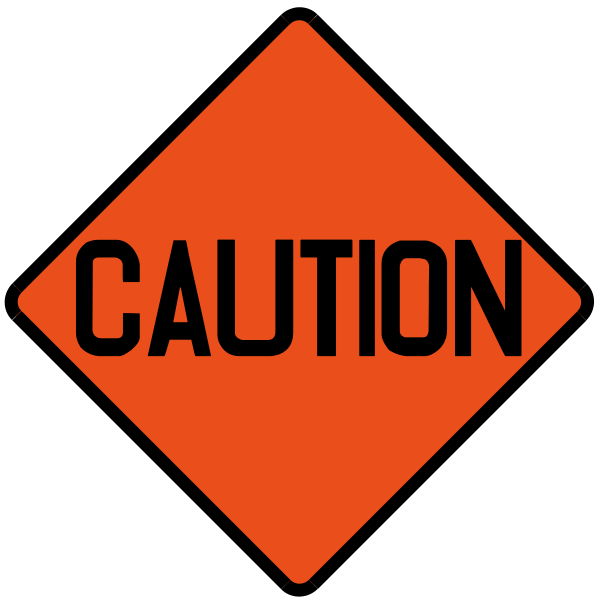 File singapore signs temporary. Working clipart road work