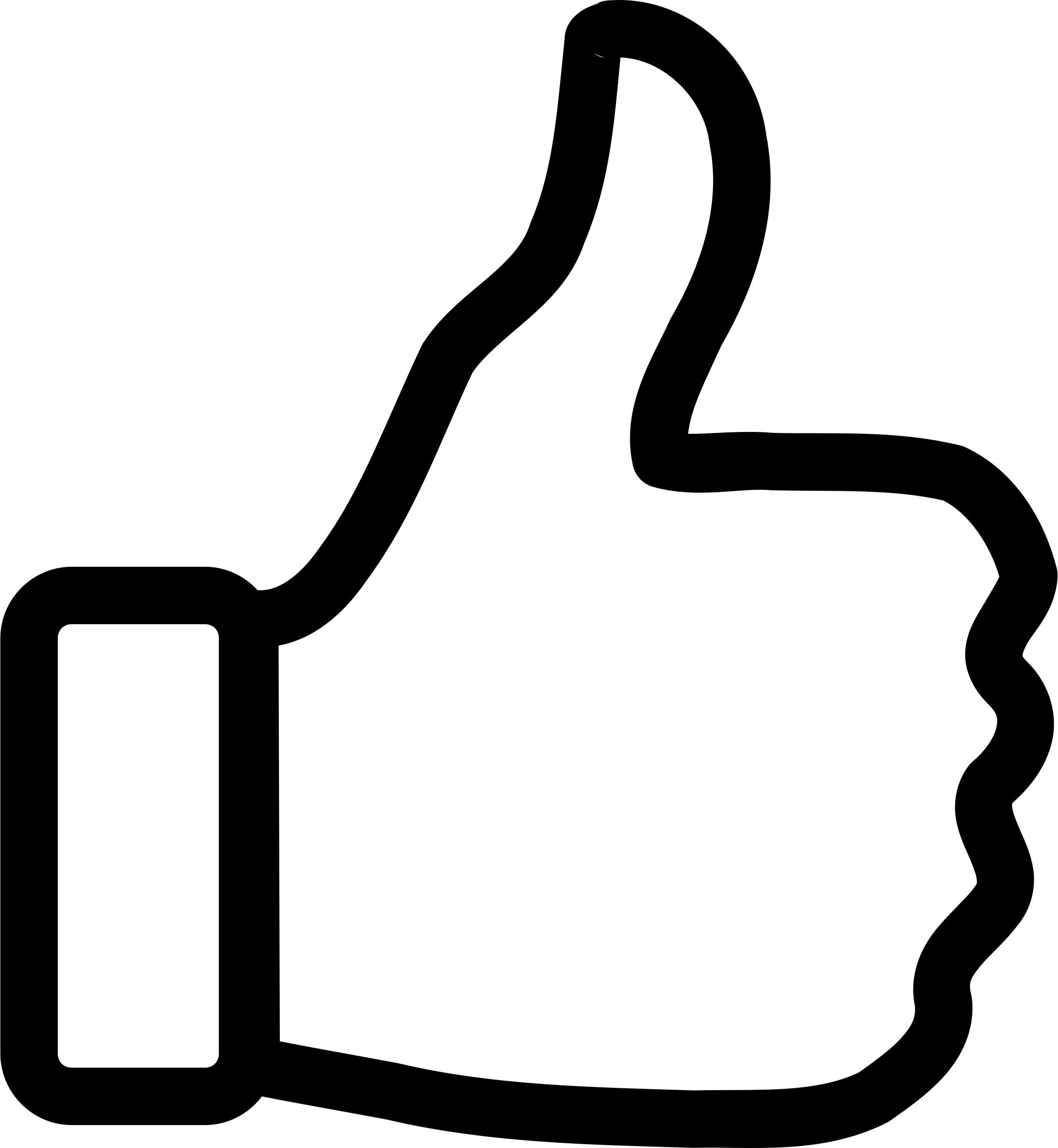 Working clipart thumbs up. Outline big image png
