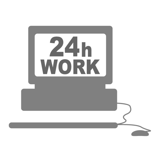 Working clipart work hour.  hours free icon