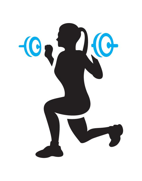 Cliparts clipartix. Workout clipart