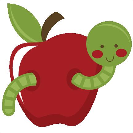 Clip art panda free. Worm clipart apple