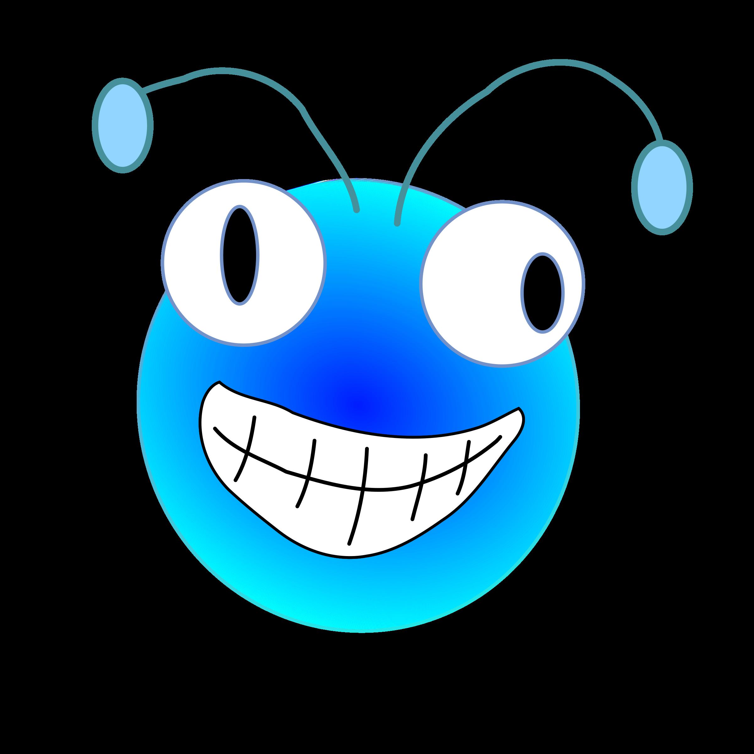 Bugs head image png. Worm clipart big eye