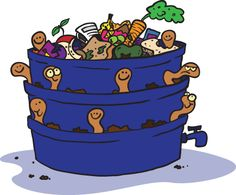 Free pile cliparts download. Worm clipart compost bin