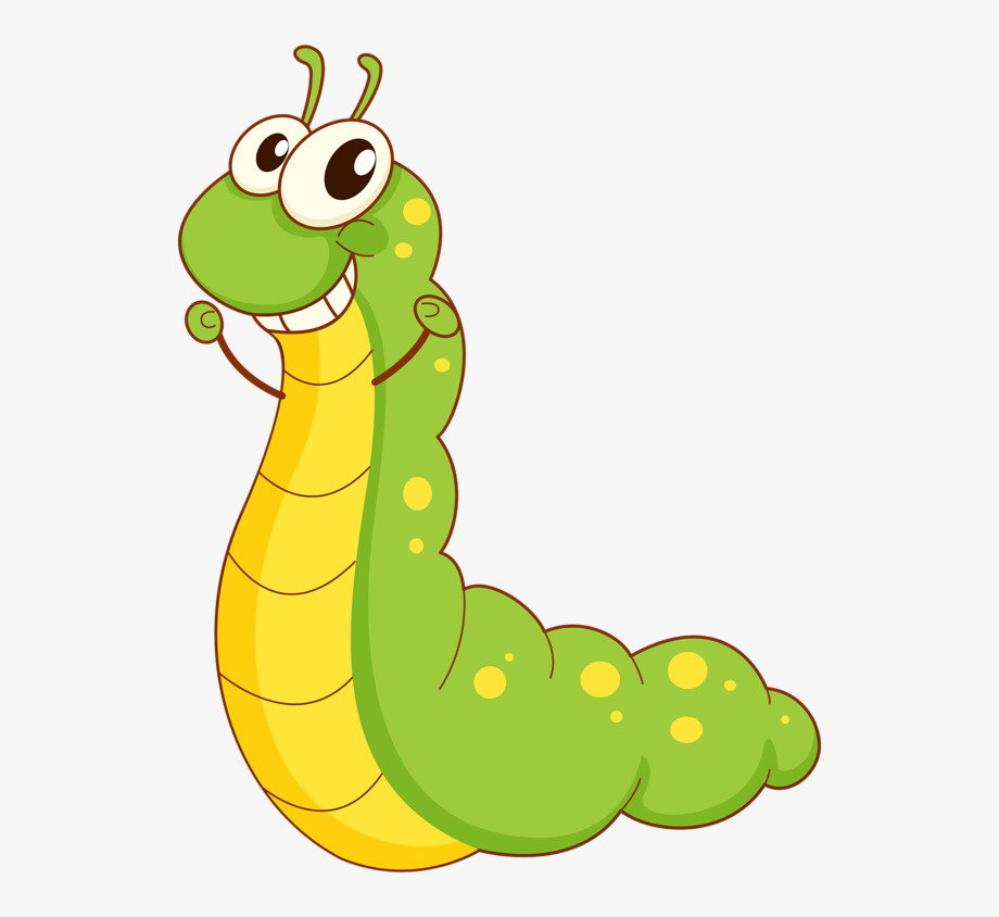 soloveika glow in. Worm clipart giant