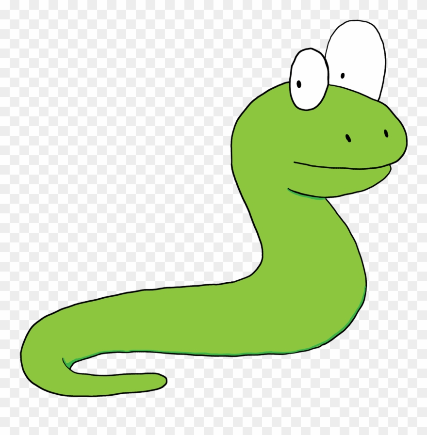 Worm clipart green thing. Gif png pinclipart