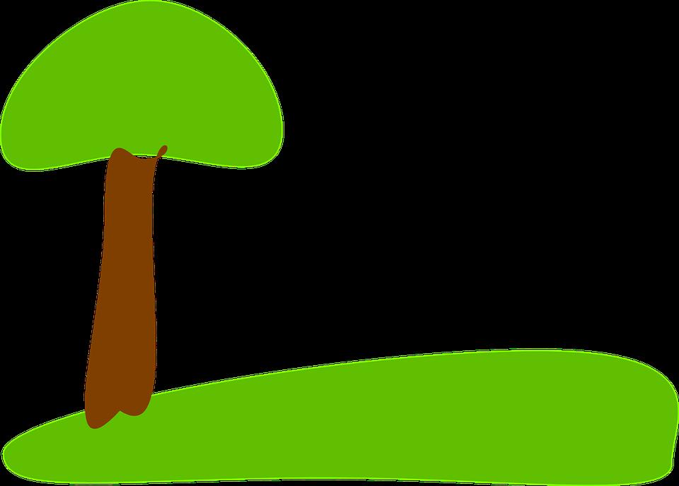 Worm clipart ground. Cartoon pine trees shop