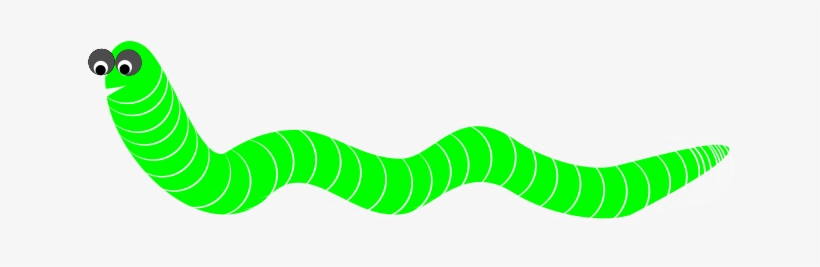 Worm clipart gusano. How to set use