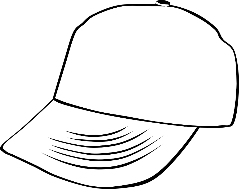 Party black and white. Worm clipart hat