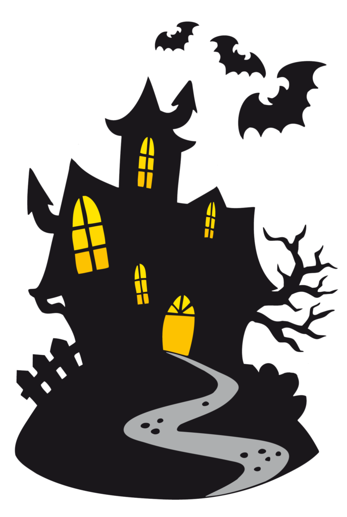 Halloween typegoodies me. Worm clipart house