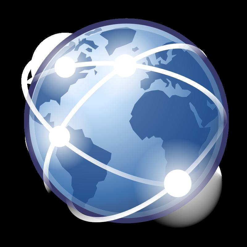 Worm clipart internet. Open ports port forwarding