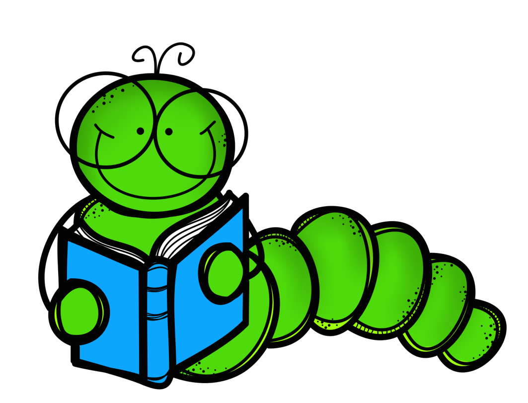 Worm clipart red worm. Book cliparts zone cute