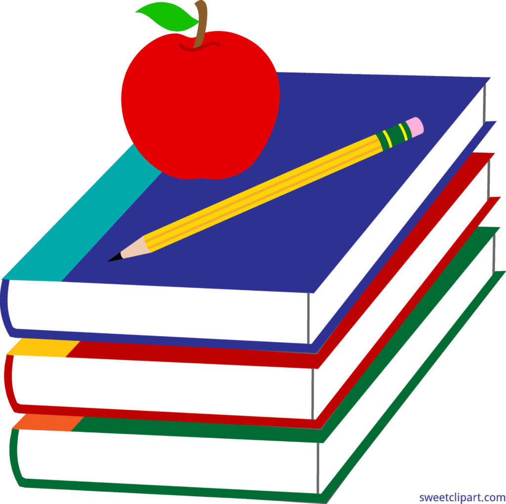 Worm clipart underground. Books apple pencil school
