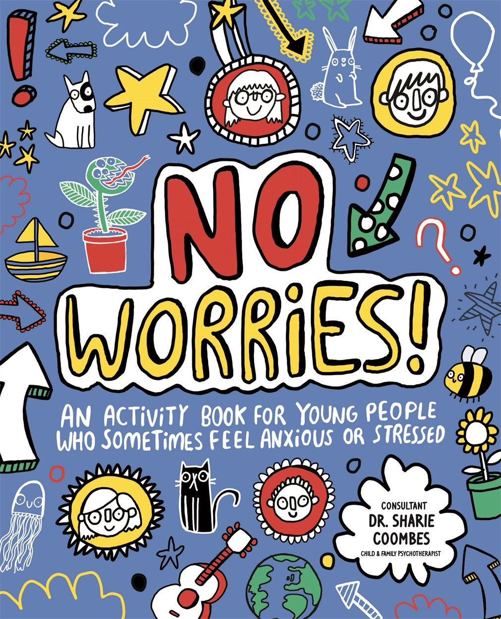 Worry clipart academic stress. No worries mindful kids