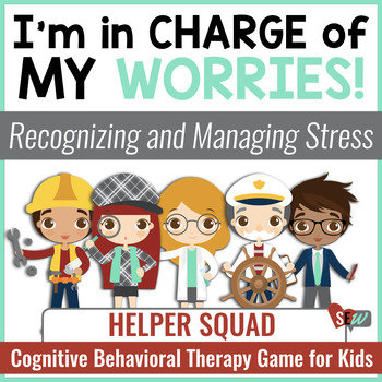 Managing anxiety cognitive therapy. Worry clipart cbt