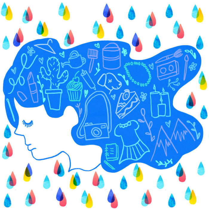 creative ways to. Worry clipart depression treatment