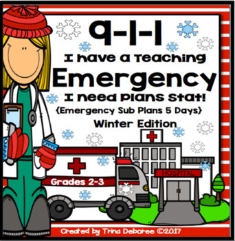 Sub plans bundle for. Worry clipart emergency plan