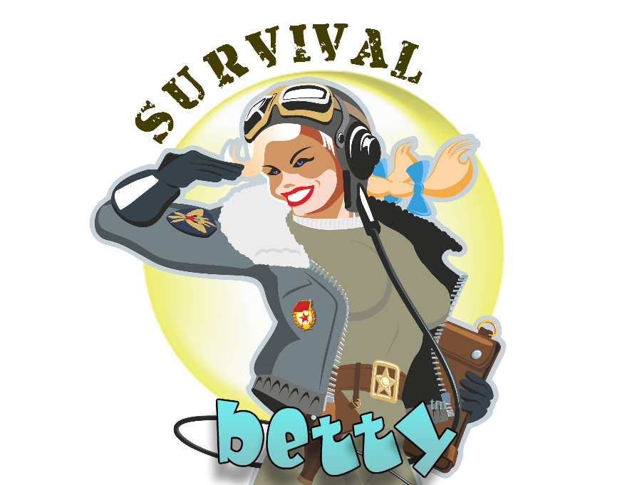 Worry clipart emergency supply. Welcome survival betty social