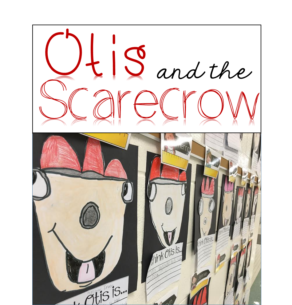 Worry clipart first day jitters. Otis and the scarecrow
