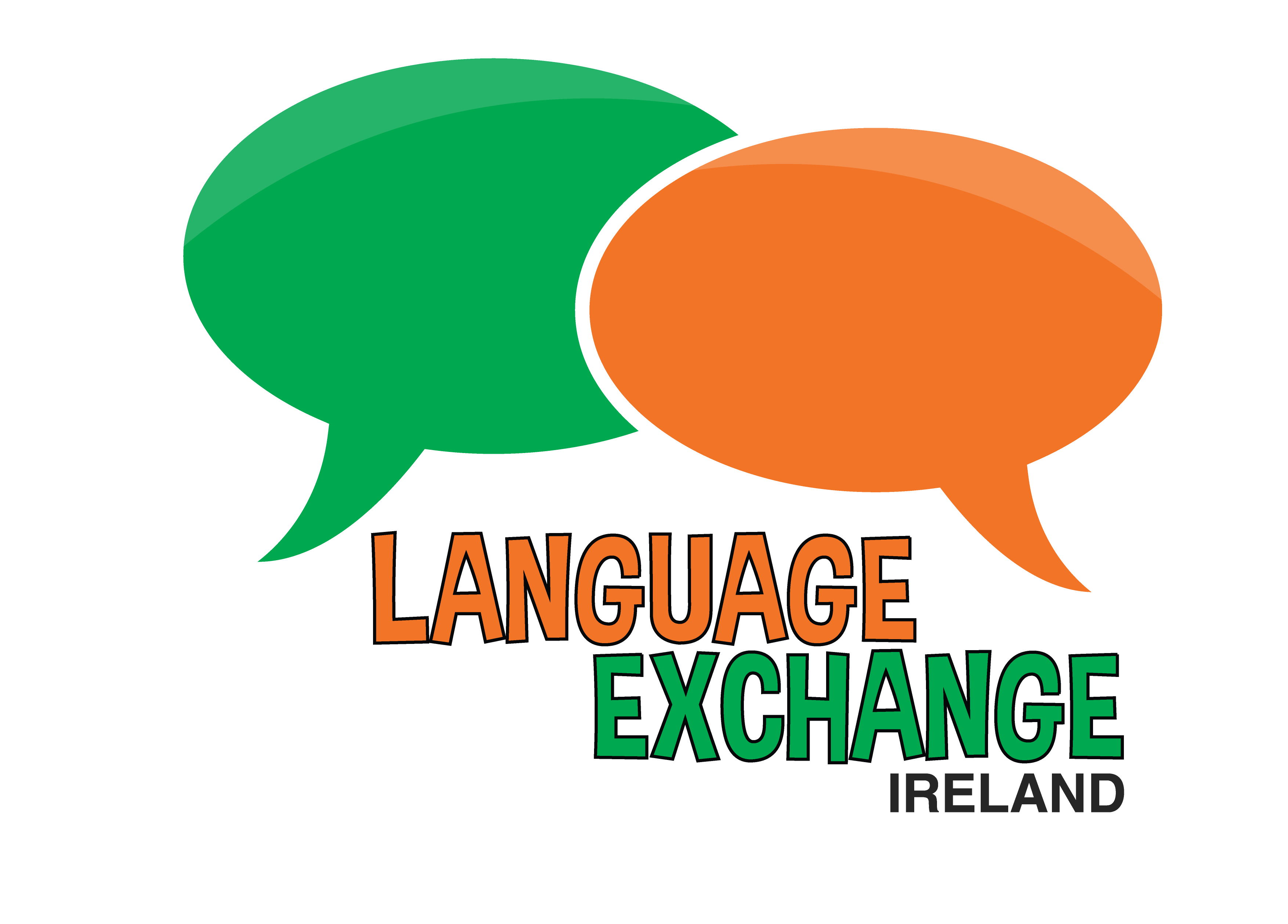 Worry clipart foreign language. Home exchange ireland