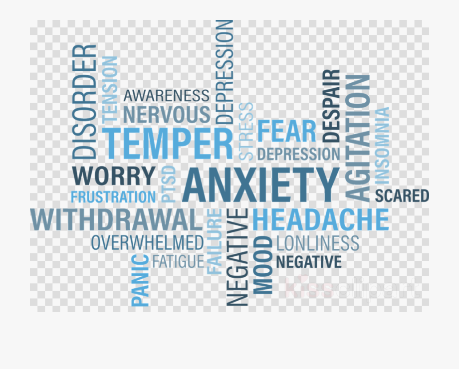 Worry clipart mental health. Download problems disorder