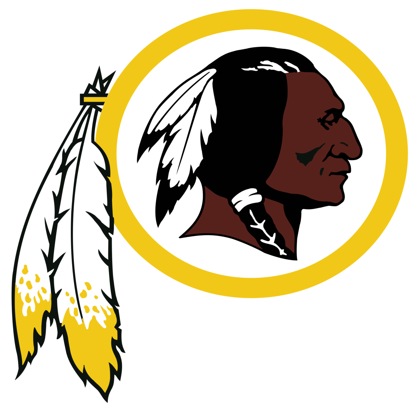 Worry clipart oxymoron. Let the redskins play