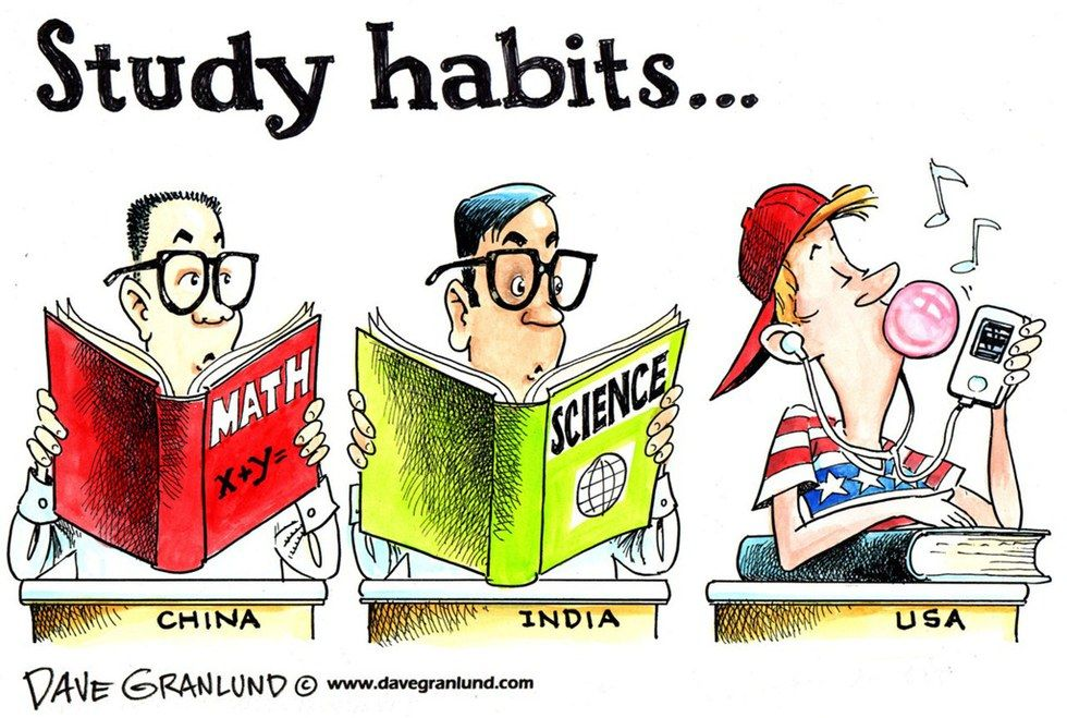 Worry clipart study habit. College how to get