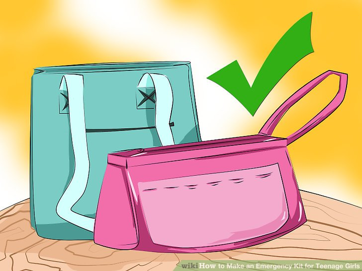 Worry clipart survival bag. How to make an
