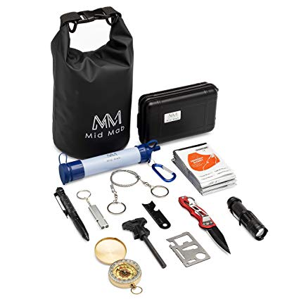 Mid mab kit piece. Worry clipart survival bag