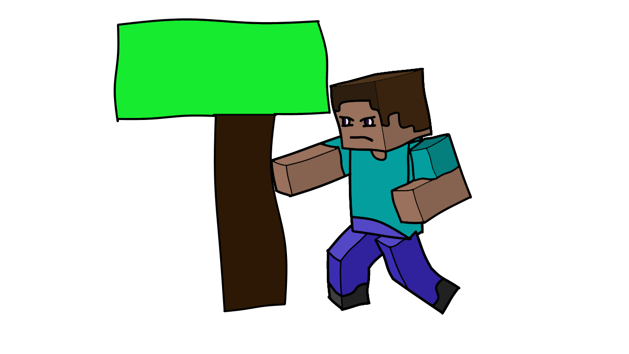 Worry clipart survival guide. Butterfly effect minecraft blog