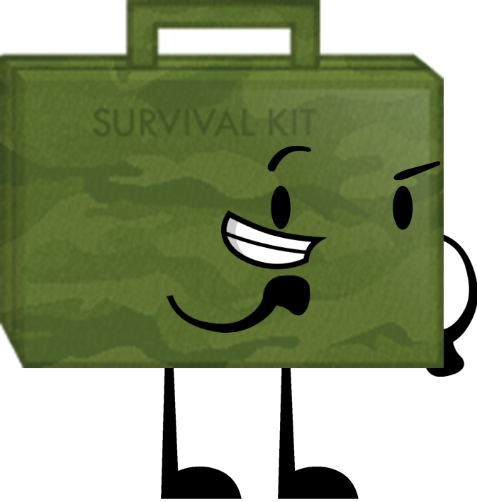 Worry clipart survival kit. Object multiverse reboot wikia