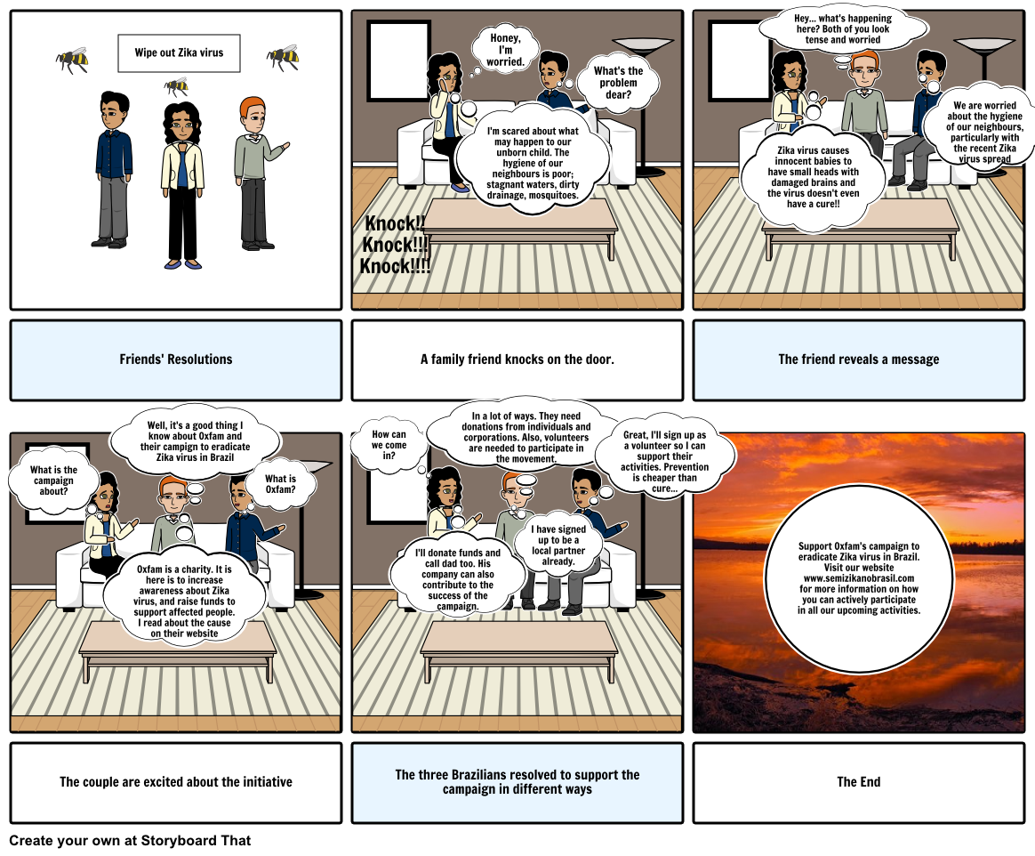 Pr campaign storyboard by. Worry clipart tense