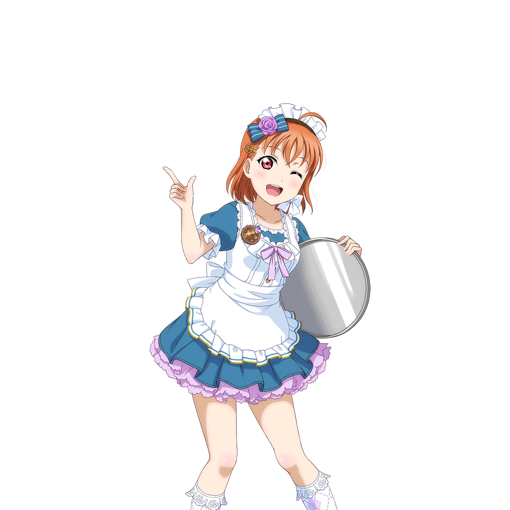 Worry clipart uneasy. Cards chika takami ssr