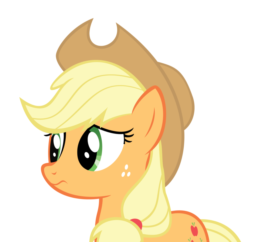 Worry clipart uneasy. Applejack worried by ocarina