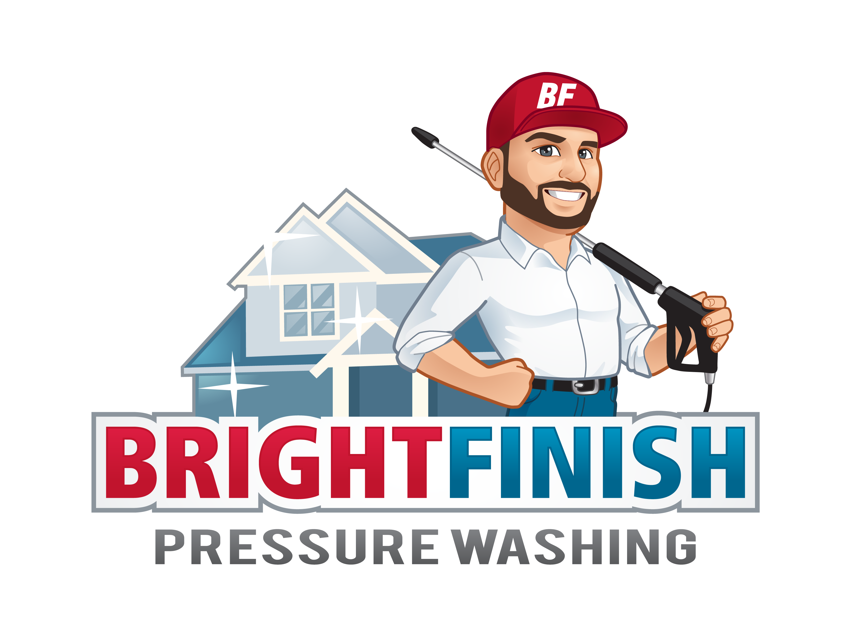 Power washing service united. Worry clipart work pressure