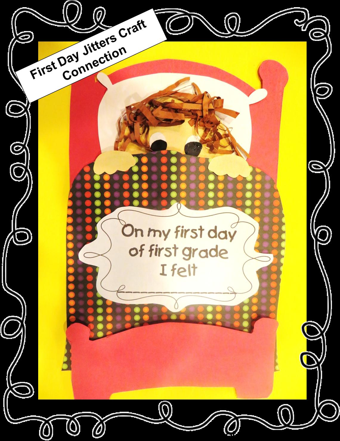 First grade ideas transparent. Wow clipart 1st day