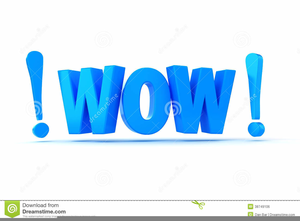 Wow clipart animated. Free images at clker
