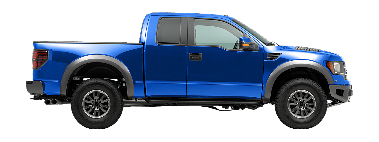 Raptor ford high performance. Wow clipart blue