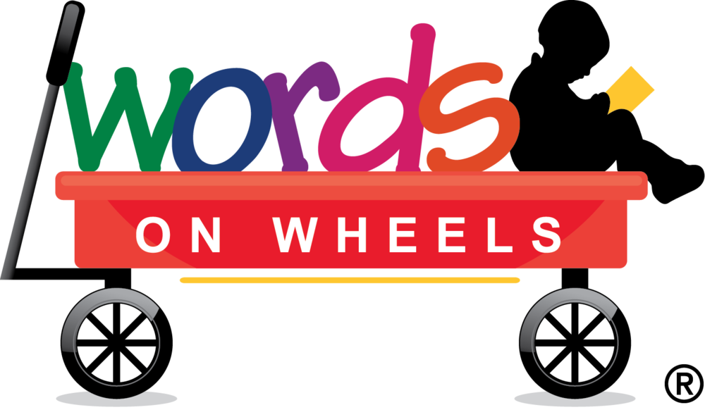 Wow clipart positive learning. Words on wheels