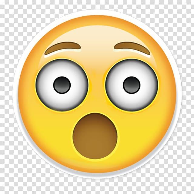 Free download emoji illustration. Wow clipart shock