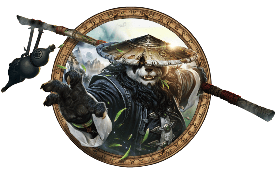 Wow clipart transparent background. World of warcraft mists