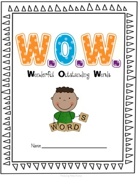 Outstanding words trait of. Wow clipart word wonderful