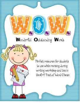 Wow clipart word wonderful. Outstanding words trait of