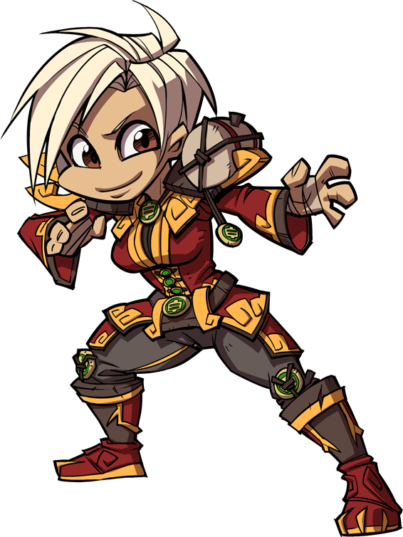 Wow clipart wow person. Chibi monk by zeon