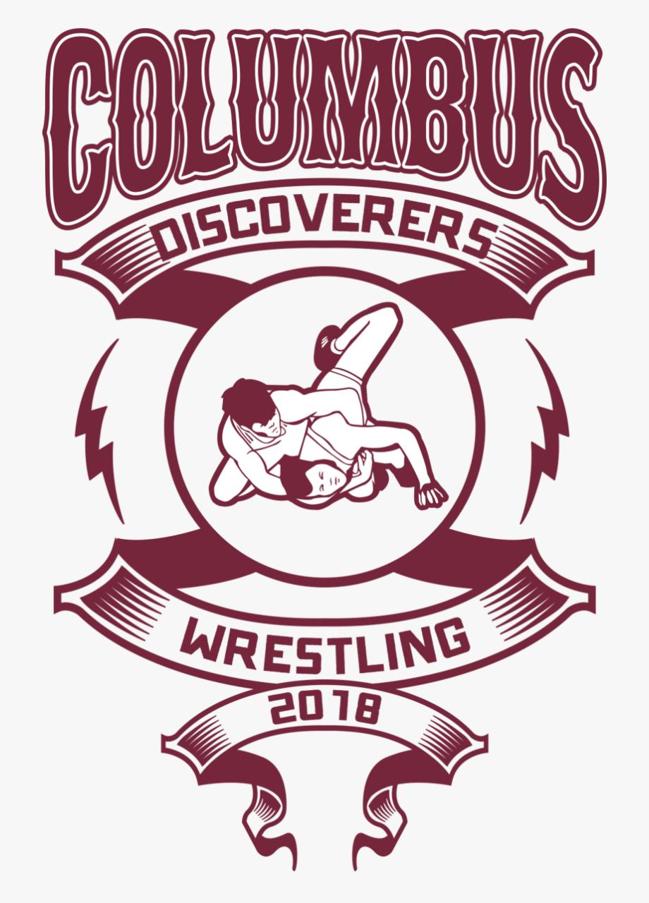 Customize wrestling team t. Wrestlers clipart banner
