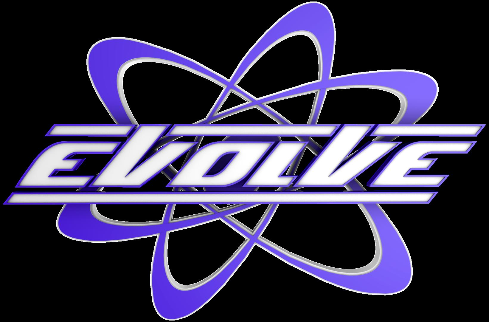 Evolve wrestling wwnlive . Wrestlers clipart banner
