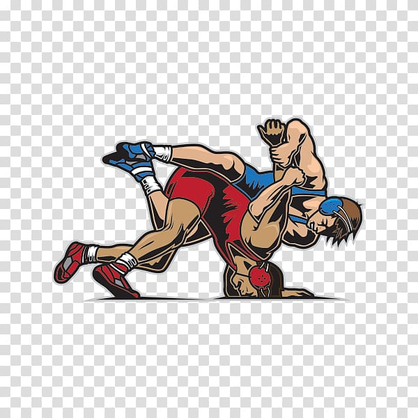 Professional wrestler lucha libre. Wrestlers clipart freestyle wrestling