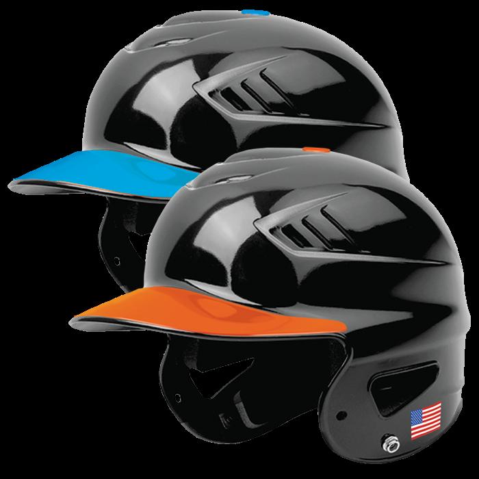 Batters visor decals pro. Wrestlers clipart helmet